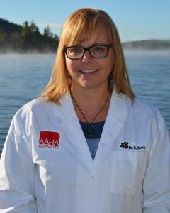 Dr. Shari Sims, Pembroke Animal Hospital