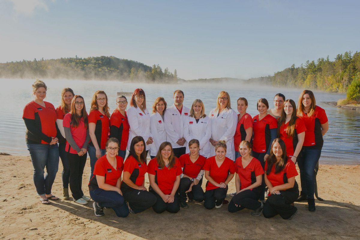 Pembroke Animal Hospital Team